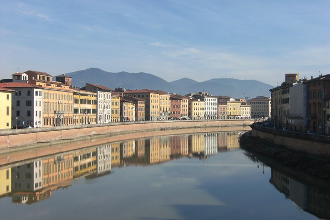 Florence and Pisa Shore Excursion from Livorno