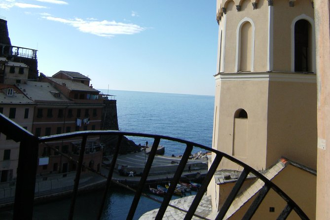 Cinque Terre Shore Excursions from Livorno Port