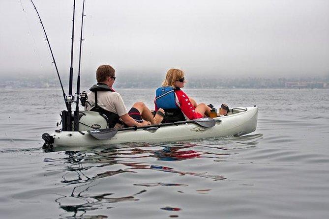 Fishing Kayak Excursion