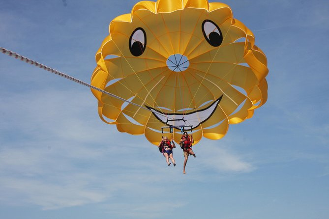Parasailing Adventure in Barcelona
