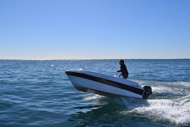 Barcelona Unlicence Boat