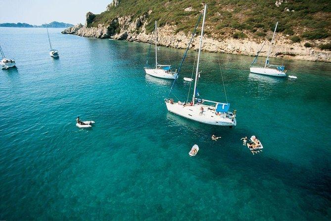 Costa Brava Weekend Sail Cruise from Barcelona