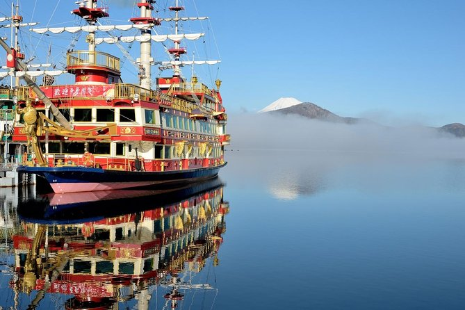 Private Custom Hakone from Tokyo with Pirate Ship Cruise photo 3