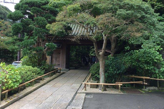 Private Full-Day Kamakura Tour of Tokyo and Hokoku-ji Temple