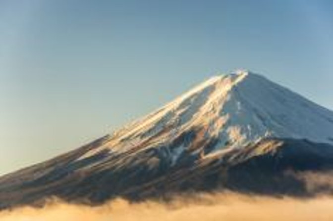 Private Half-Day Mt. Fuji and Surrounding Area Tour photo 1