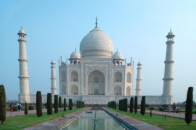 Tajmahal Private Day Tour with SUV Car