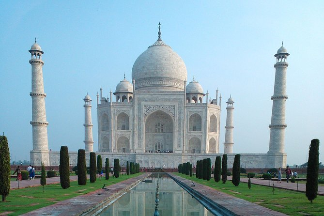 4 Days Private Golden Triangle Tour from New Delhi