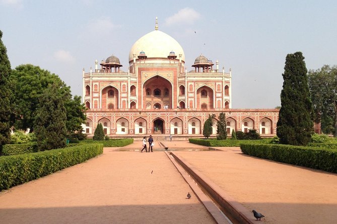 Private Guided Tour Of Old and New Delhi with Lunch