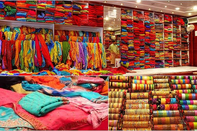 Private Full Day Shopping Tour in New Delhi