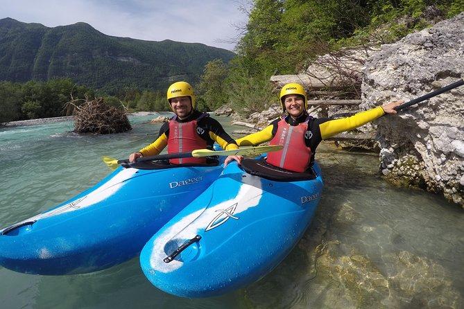 Kayak Course on Soca River