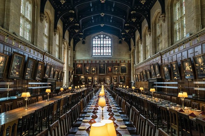 Christ Church Harry Potter Film AFTERNOON Sites Tour- from 2022