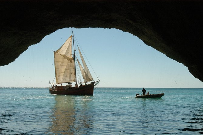 Cruzeiro no navio do pirata Leaozinho de Albufeira