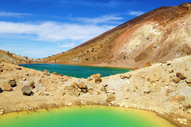 Tongariro Alpine Crossing Shuttle Options
