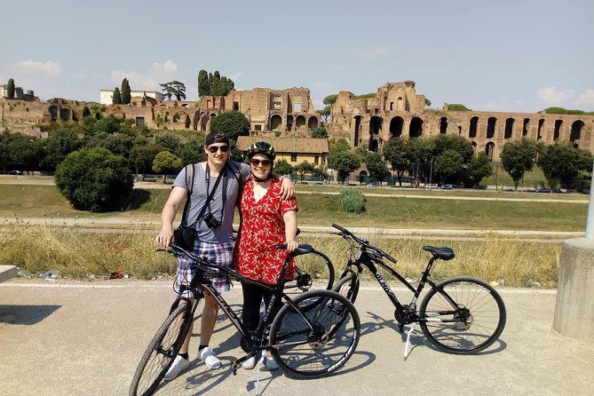 Highlights of Rome Bike Tour photo 1