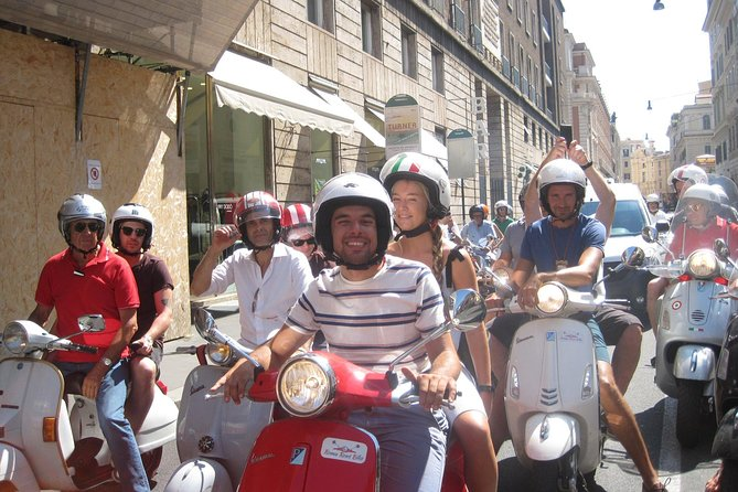 Castelli Romani Vespa tour from Rome: Half Day Private Tour - Lunch included