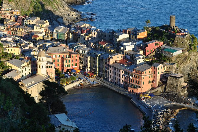 Portovenere y la excursión a la costa privada de Cinque Terre desde La Spezia