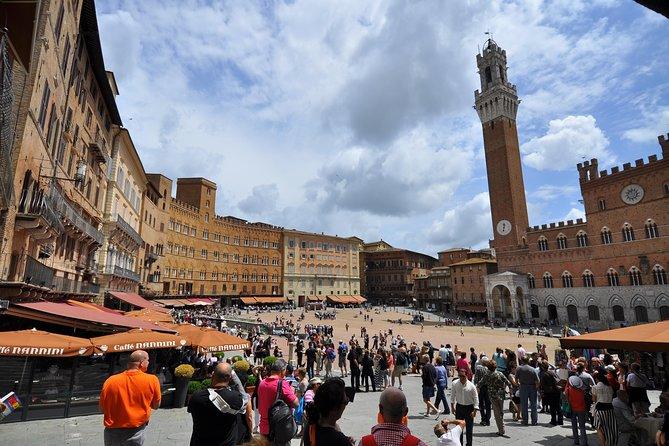 Florence Day Trip to Siena and San Gimignano