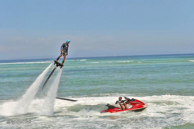 Fly Board,Banana Boat,Donut Ride Bali Watersport Experience