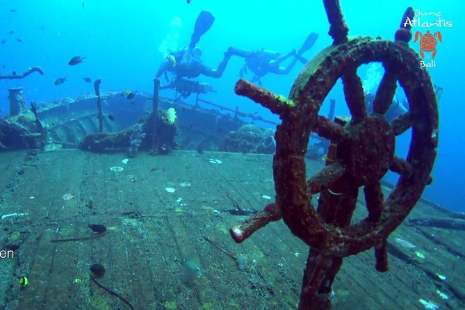 Tulamben USS Liberty shipwreck Scuba Diving Tour East Bali photo 1