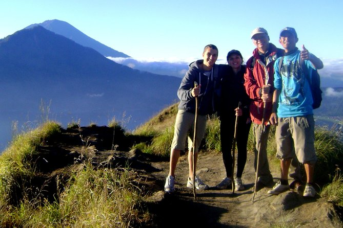 Mount Batur Volcano Sunrise Trekking With Rice Terrace and Coffee Plantation