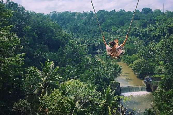 Bali Swing All Inclusive Experience