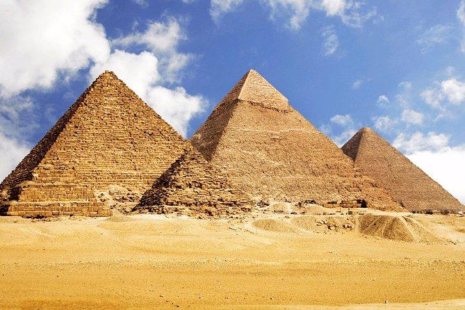 Memphis Sakkara and Giza Pyramids day tour
