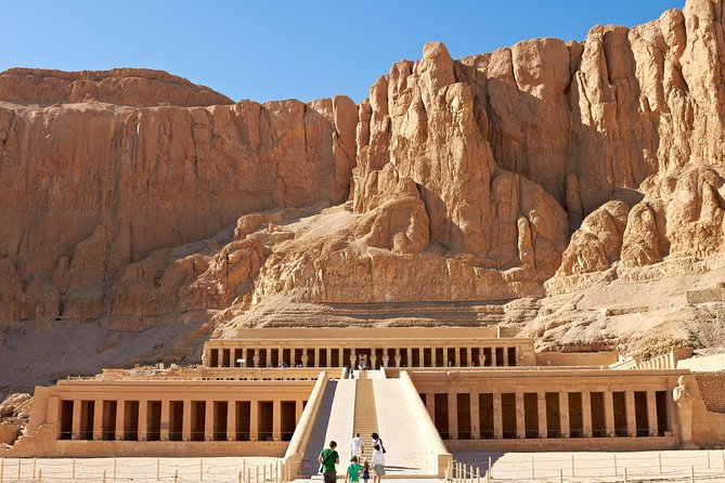 Full Day Tour of Luxor West Bank