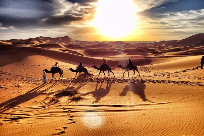 3-Day Chegaga Express Guided Private Tour from Marrakech