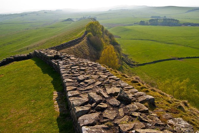 Hadrian's Wall, Roman Britain & the Borders Small-Group Day Tour from Edinburgh