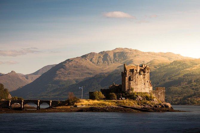 Skye e Castelo de Eilean Donan - Excursão diurna saindo de Inverness