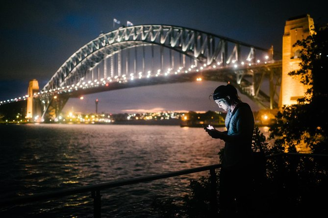 Sydney Private Night Photography Walking Tour