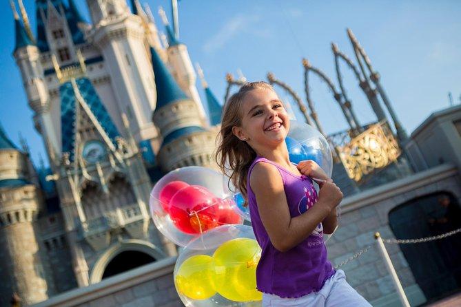 Walt Disney World 1-Day Admission Ticket with Miami Transport