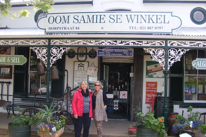 Cape Winelands Guided Trike Tour from Cape Town