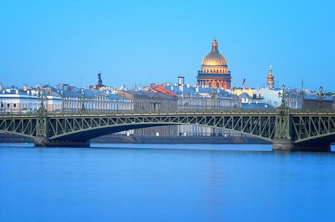 Private Half Day St Petersburg City Tour including visit to the Russian Museum