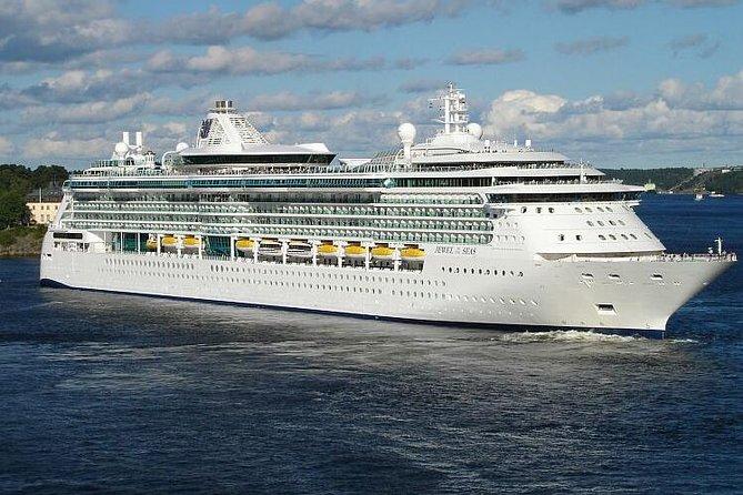 Pre-Cruise Tour of Rome from Fiumicino Airport to Civitavecchia Port