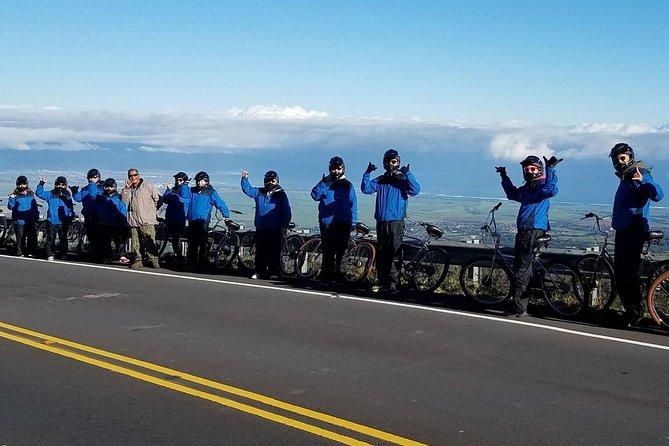 Maui Downhill Self-paced Bike Tour