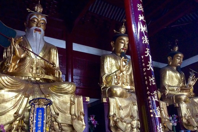 Private Shanghai Temple and Artwork Tour: A Deeper Understanding to Chinese Ethos