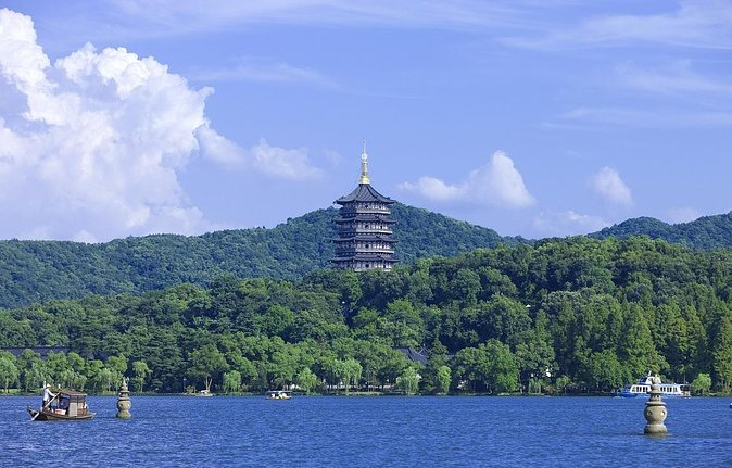 All-inclusive Hangzhou Day Trip from Shanghai