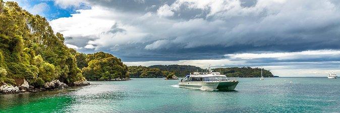 One-Way Ferry from Bluff to Stewart Island