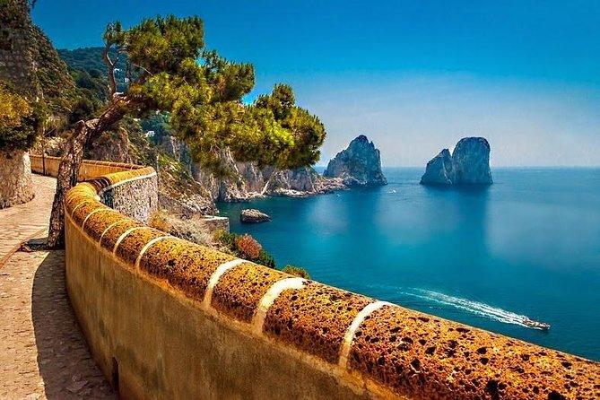 Capri Private Walking Tour
