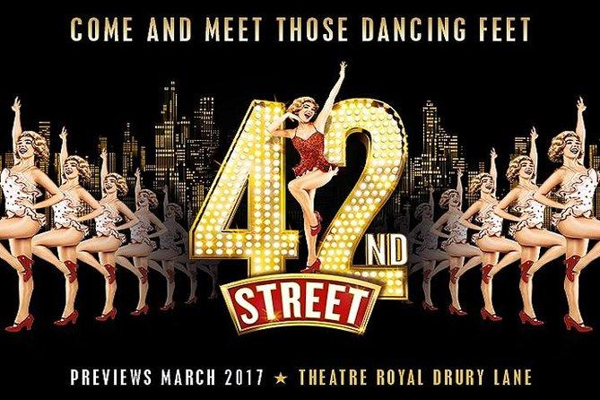 42nd Street Theatre Show i London