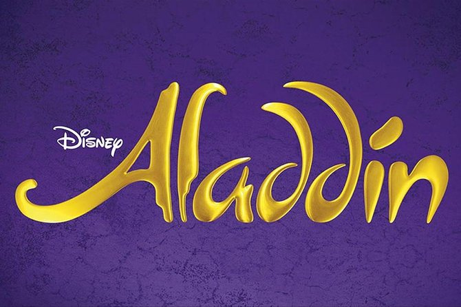Aladdin - The Musical London