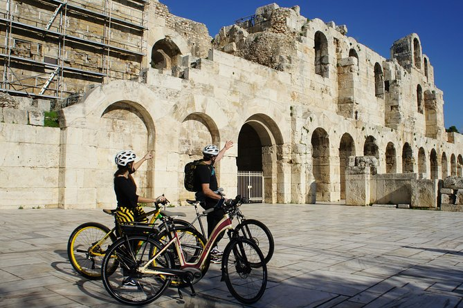 Athens Small-Group 2.5 Hour Electric Bicycle Tour photo 1