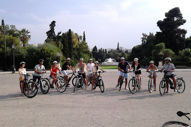Athens Small-Group 2.5 Hour Electric Bicycle Tour photo 3