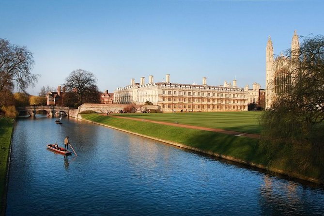 London To Cambridge & Ely Cathedral - Small Group by Cambridge University Alumni
