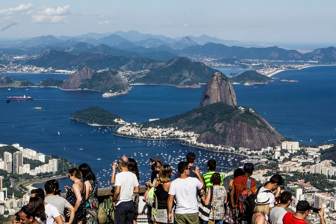 Shore Excursion Rio de Janeiro: Private City Tour (by car)