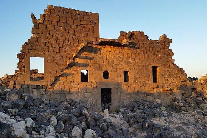 Private Umm el-Jimal Visit from Amman