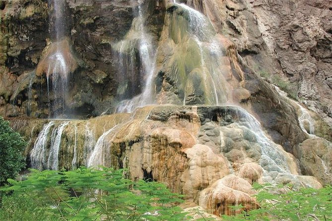 Private Half-Day Ma'in Waterfalls and Hot Springs Tour from Amman photo 2