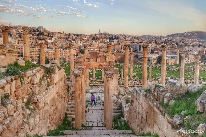Private Half Day Jerash and Amman Sightseeing Tour from Dead Sea.
