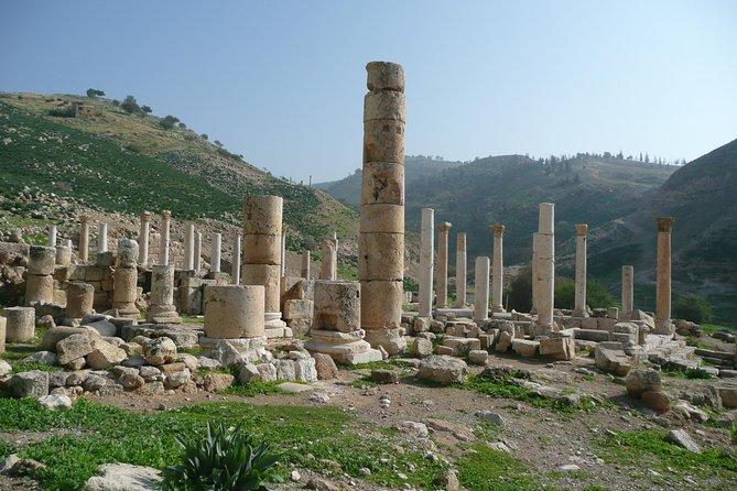 Tour privado de medio día a Pella desde Amman